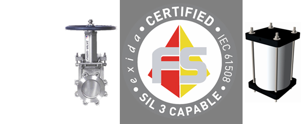 ITT Engineered Valves earns SIL 3 Capable International Certification
