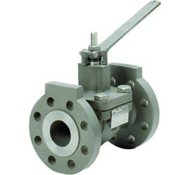 Cam-Tite Top Entry Metal Ball Valve